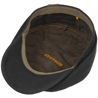 Stetson Hatteras Canvas Flat CapAlternative Image2