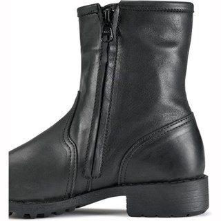 TCX Biker ladies waterproof boots in blackAlternative Image1