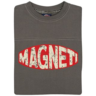 Retro Legends Magneti T-sweat in greyAlternative Image1