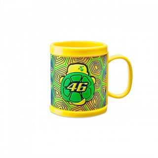 Rossi 46 Kids Mug Yellow PlasticAlternative Image1