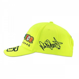 Rossi 2018 Classic The Doctor Cap YellowAlternative Image1