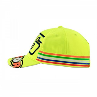 Rossi 2018 kids The Doctor cap in yellowAlternative Image1