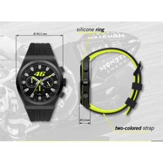 Valentino Rossi 2019 Official Chronograph watchAlternative Image1