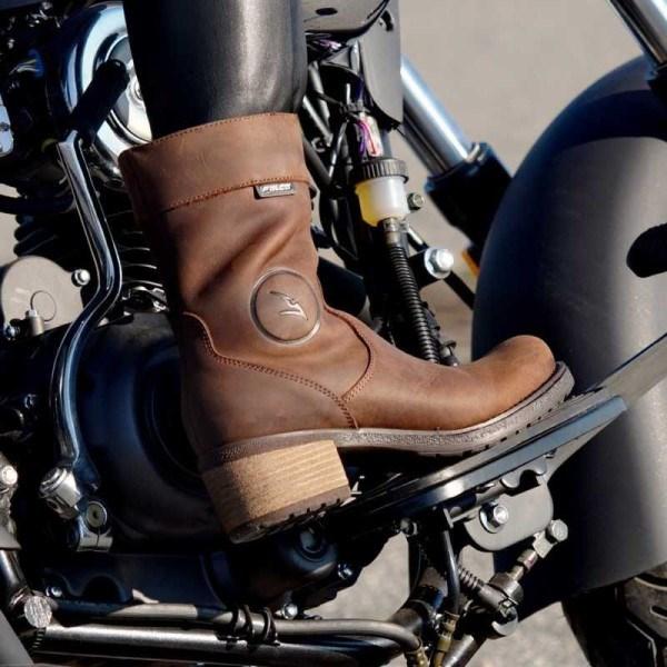 Falco Ayda ladies boots in black