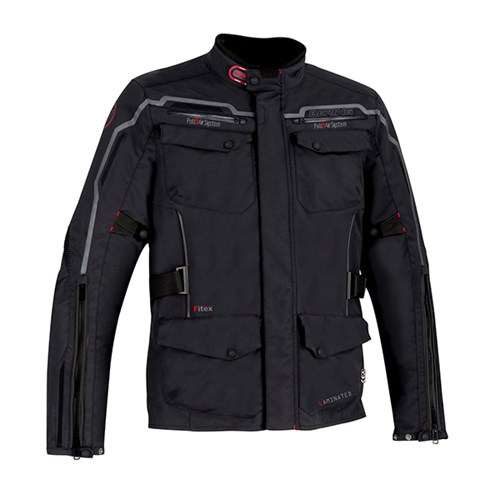 Bering Balistik laminated motorcycle jacket