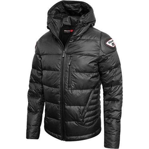 blauer easy winter black jacket. Black Bedroom Furniture Sets. Home Design Ideas