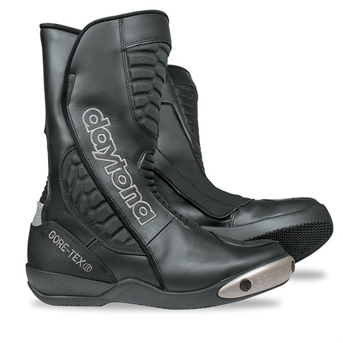 Daytona Strive Motorcycle Boots In Black