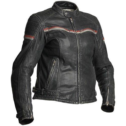 Halvarssons ladies Eagle leather jacket