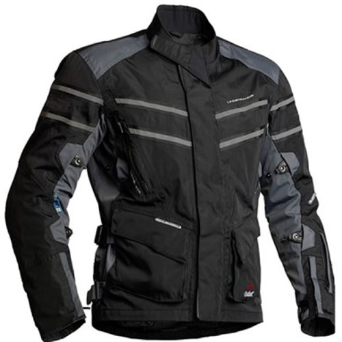 Halvarssons Luxor laminated motorcycle jacket