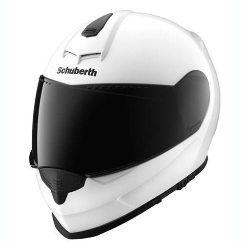 Schuberth S2 Review >> Schuberth S2 Sport Helmet In Gloss White