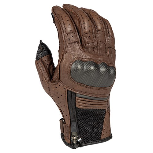 Klim Induction gloves brown
