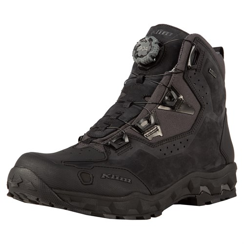 Klim Outlander GTX boots in black