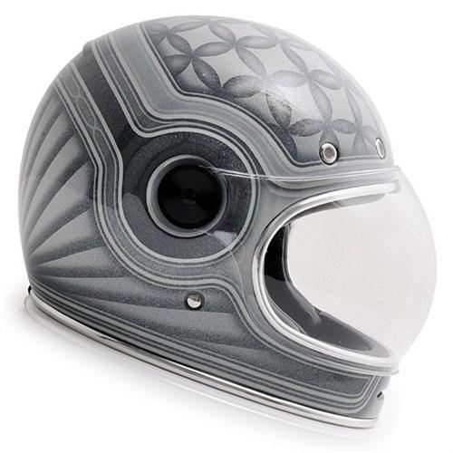 59cac2cf Bell Bullitt Chemical Candy helmet in grey (RFX155)