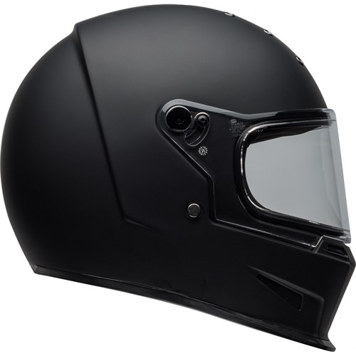 Bell Eliminator matt black helmet