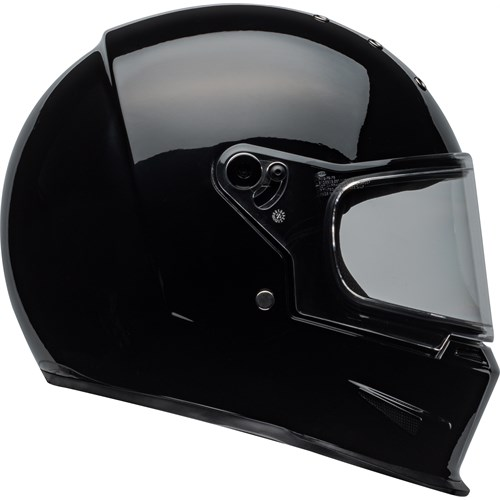 Bell Eliminator black helmet