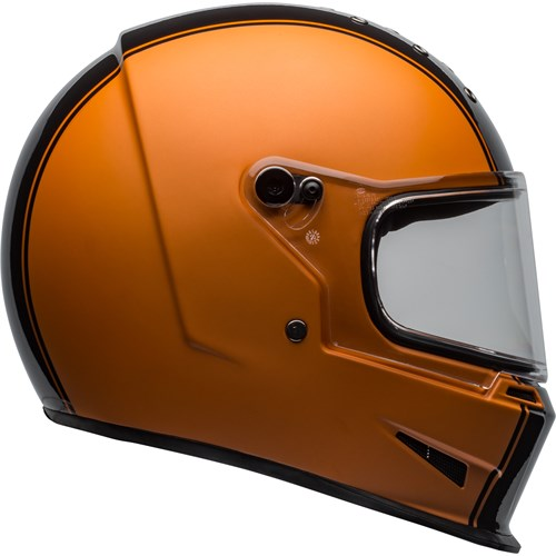 Bell Eliminator Rally Orange helmet