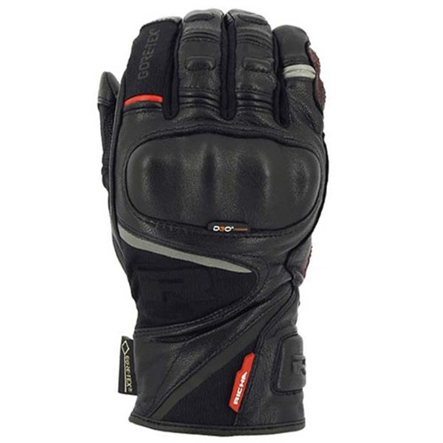 Richa Atlantic GTX gloves grey black/red