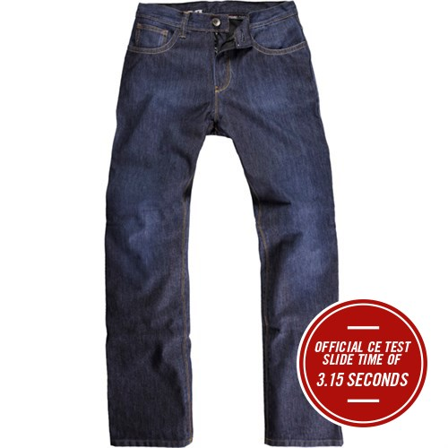 bc6ff05d9487 Rokker Revolution jeans in blue