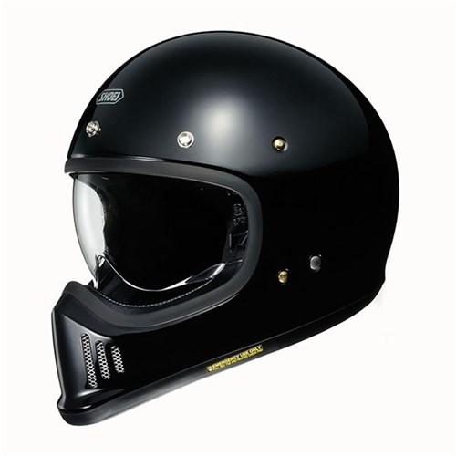 Shoei Ex-Zero helmet in black