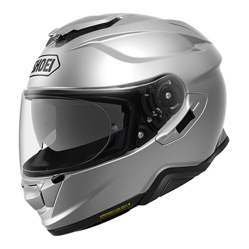 Shoei GT Air 2 helmet Light Silver