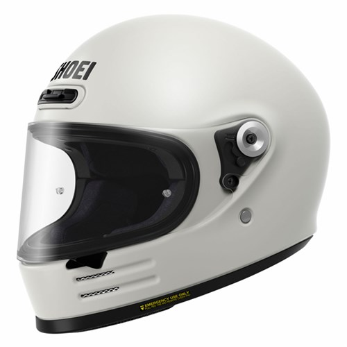 Shoei Glamster helmet off white