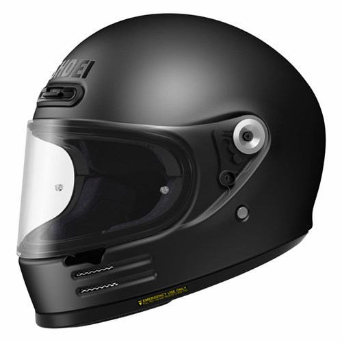 Shoei Glamster helmet matt black