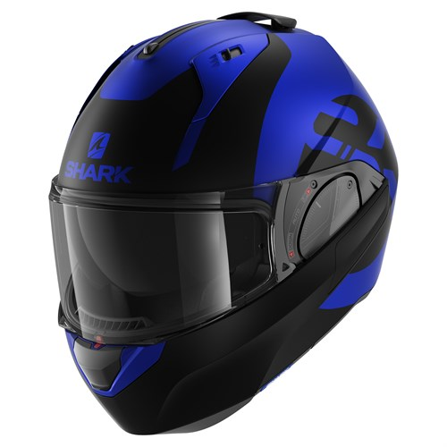 SHARK EVO-ONE 2 helmet Slasher grey/yellow
