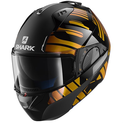 SHARK EVO-ONE 2 helmet Lithion Dual orange