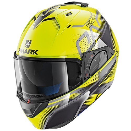 SHARK EVO-ONE 2 helmet KEENSER YELLOW