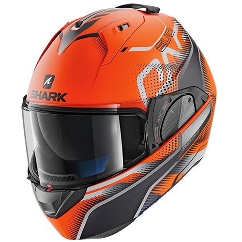 SHARK EVO-ONE 2 helmet Keenser orange