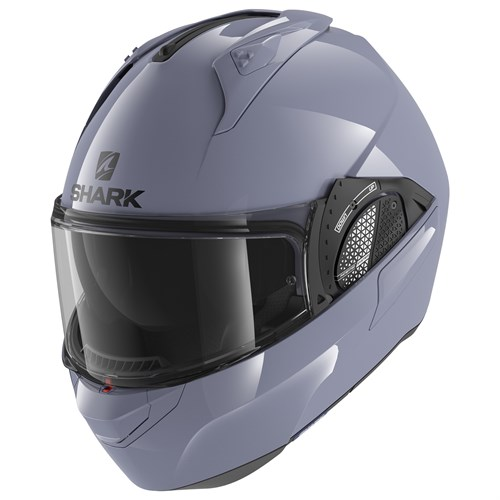 Shark Evo GT helmet in grey