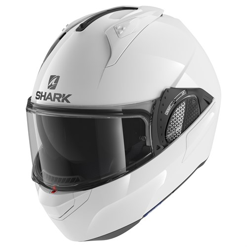Shark Evo GT helmet in white