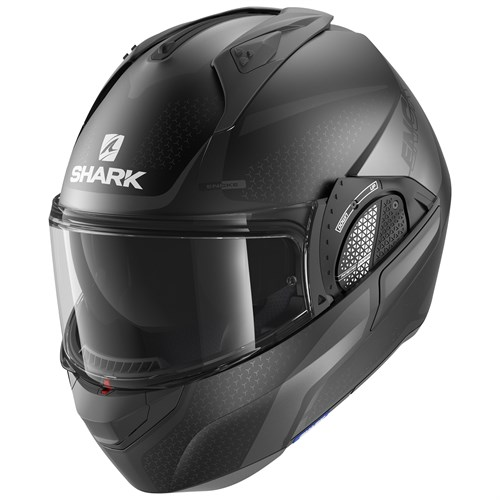 Shark Evo GT helmet Encke in matt black (KAA)