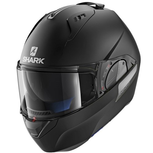 SHARK EVO-ONE 2 helmet blank matt black