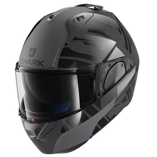 SHARK EVO-ONE 2 helmet Lithion Dual black