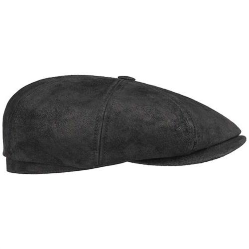 05f23e8f01b Stetson Hatteras Pigskin Flat Cap (STE042)