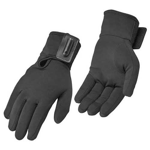 Warm and Safe heated glove liners.