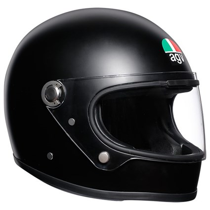 AGV X3000 Mono helmet in matt black