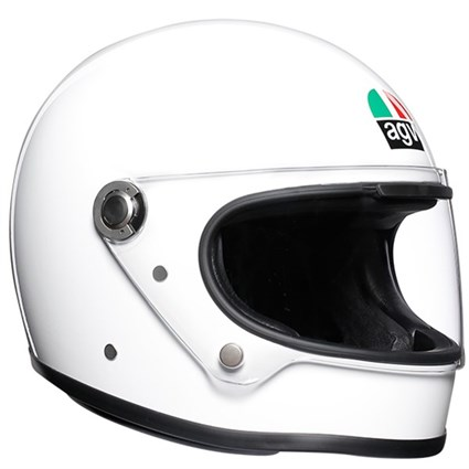 AGV X3000 Mono helmet in white