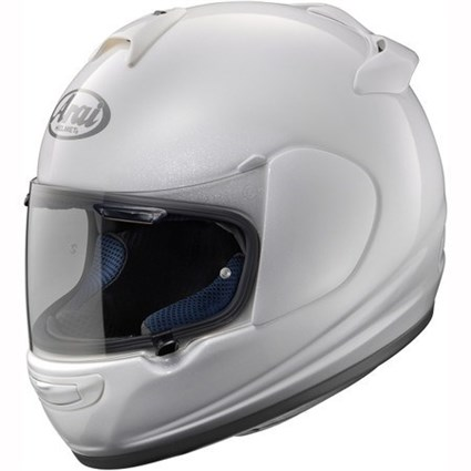 Arai Axces III Diamond White helmet