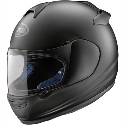 Arai Axces III helmet in frost black