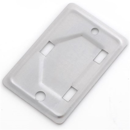 Bagster Replacement Flat Metal Backing