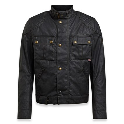 Belstaff Brooklands Mojave 2.0 jacket in black