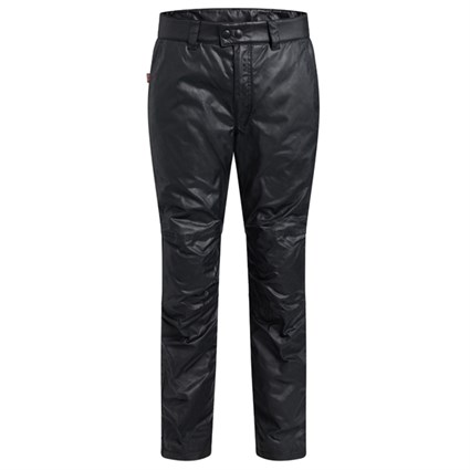 Belstaff Tourmaster Pro wax cotton trousers in black