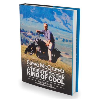 Steve Mcqueen. A Tribute To The King Of Cool