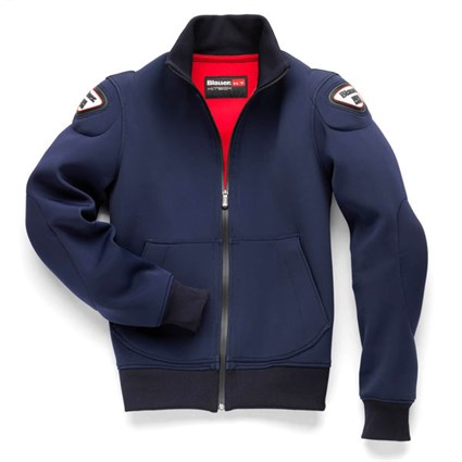 Blauer Easy softshell jacket in navy