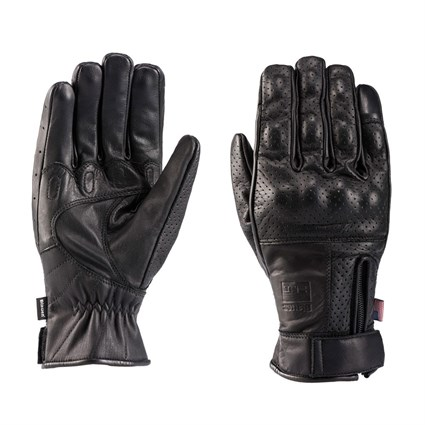 Blauer Combo gloves in black