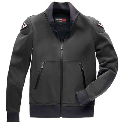 Blauer Easy softshell jacket in grey