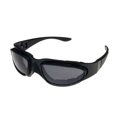 Baruffaldi Wind Tini Goggles in black