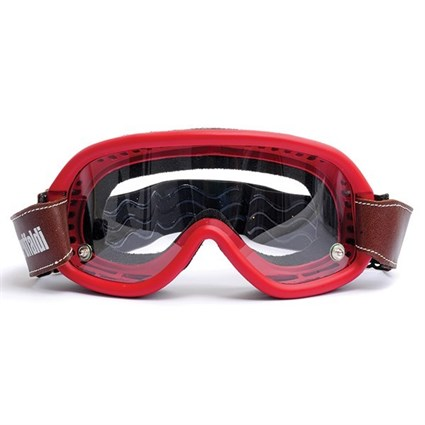 Baruffaldi Speed 4 Rosso Imperiale 3 Goggle in Red